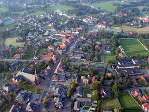 Luftaufnahme Garrel